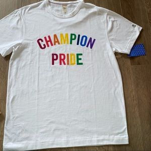 Todd Snyder + Champion Pride Tee Large